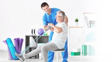 Therapie und Fitness