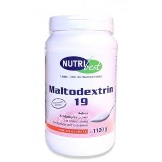 NUTRIbest Maltodextrin 19 Aufbaunahrung - 1.100 g