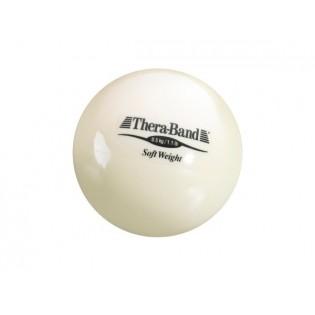 Thera-Band Soft Weight Gewichtsball, 0,5 kg/beige