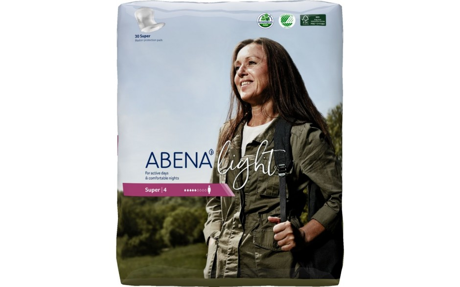 Abena light Super 4