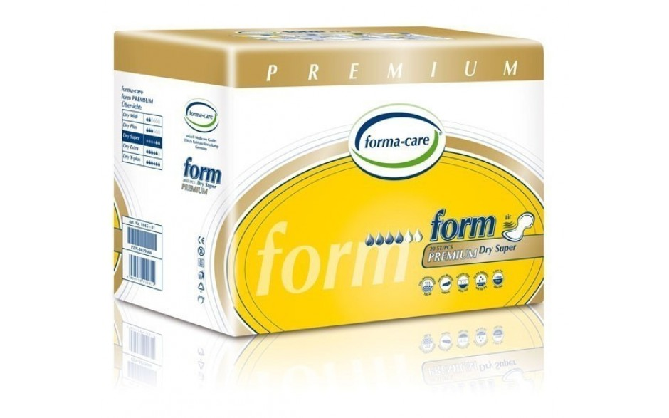 forma-care PREMIUM dry form super