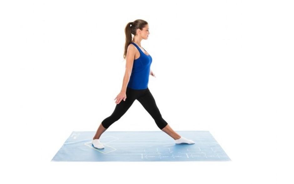 ARTZT vitality Easy Balance Test - Anwendungsbeispiel 1