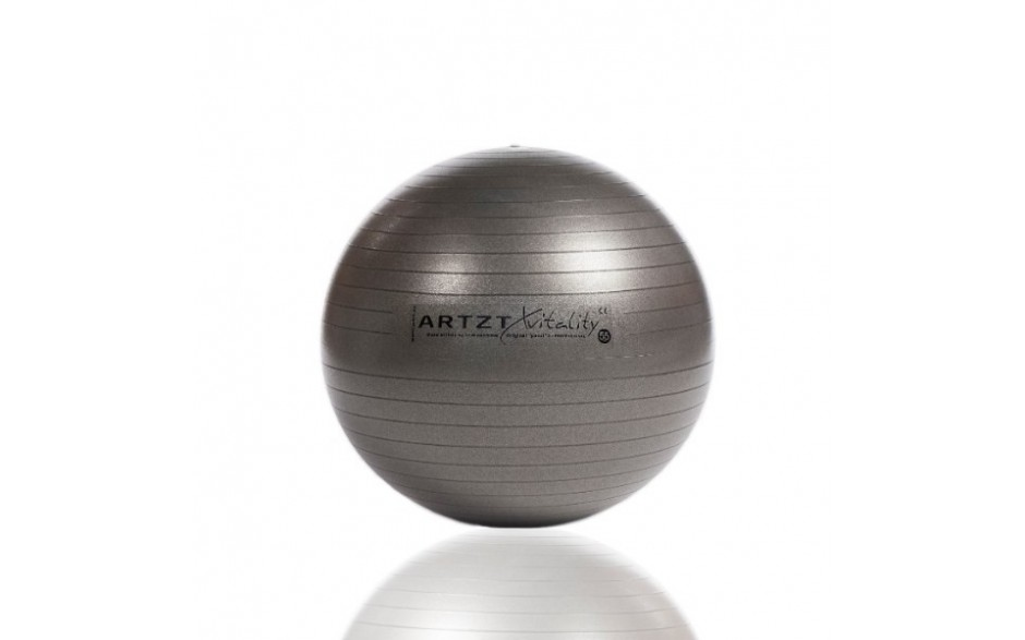 ARTZT vitality Fitness-Ball Professional, 55 cm/anthrazit