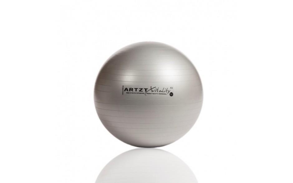ARTZT vitality Fitness-Ball Professional, 65 cm/silber