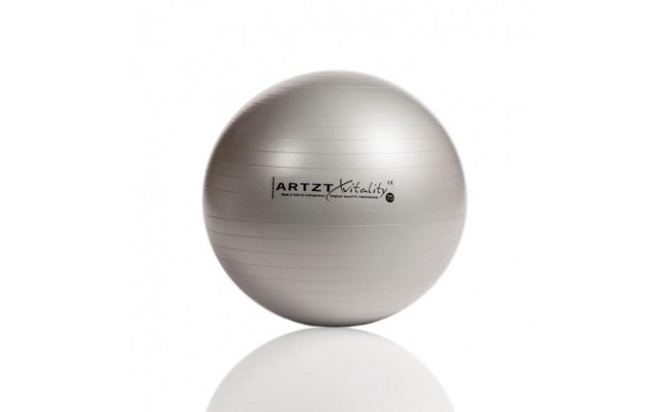 ARTZT vitality Fitness-Ball Professional, 75 cm/silber