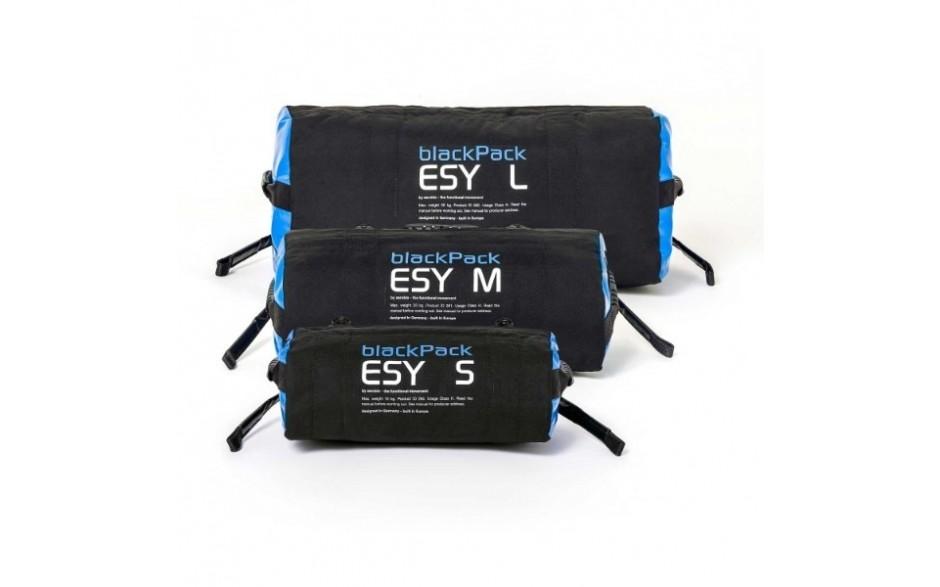 aerobis blackPack ESY in 3 Größenvarianten