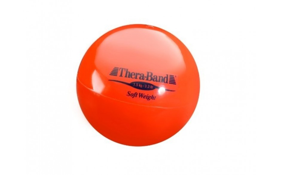 Thera-Band Soft Weight Gewichtsball, 1,5 kg/rot