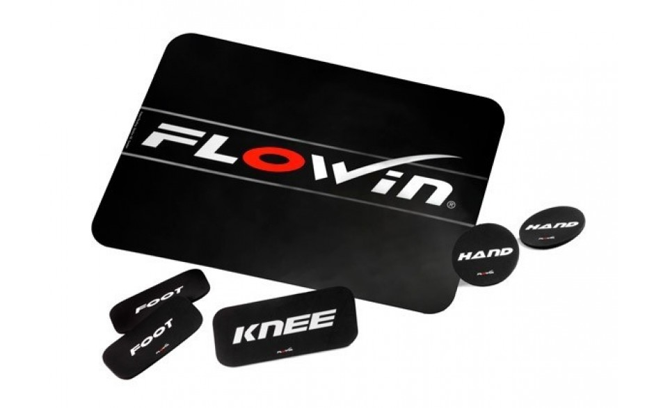 Flowin Pro black Stationäres Trainigs-Set