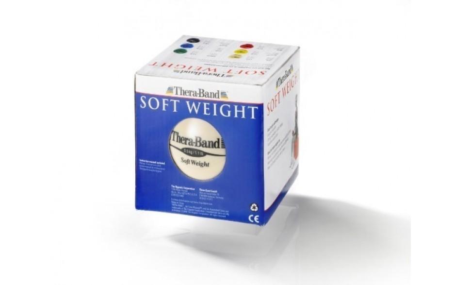Thera-Band Soft Weight Gewichtsball, 0,5 kg/beige - verpackt