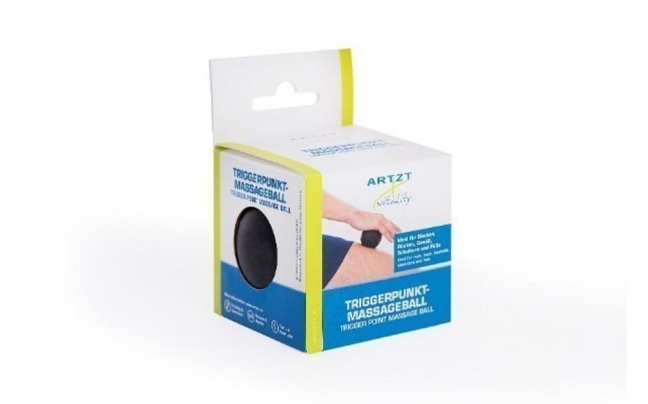 ARTZT vitality Triggerpunkt-Massageball verpackt
