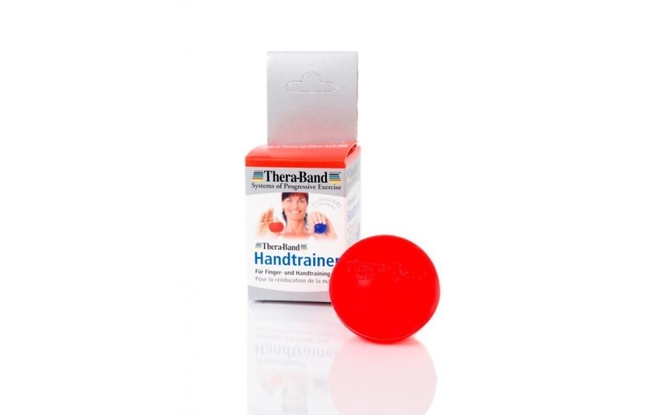 Thera-Band Handtrainer weich/rot