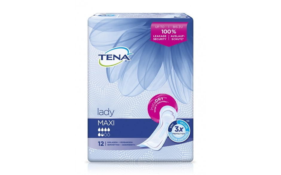 TENA Lady Maxi