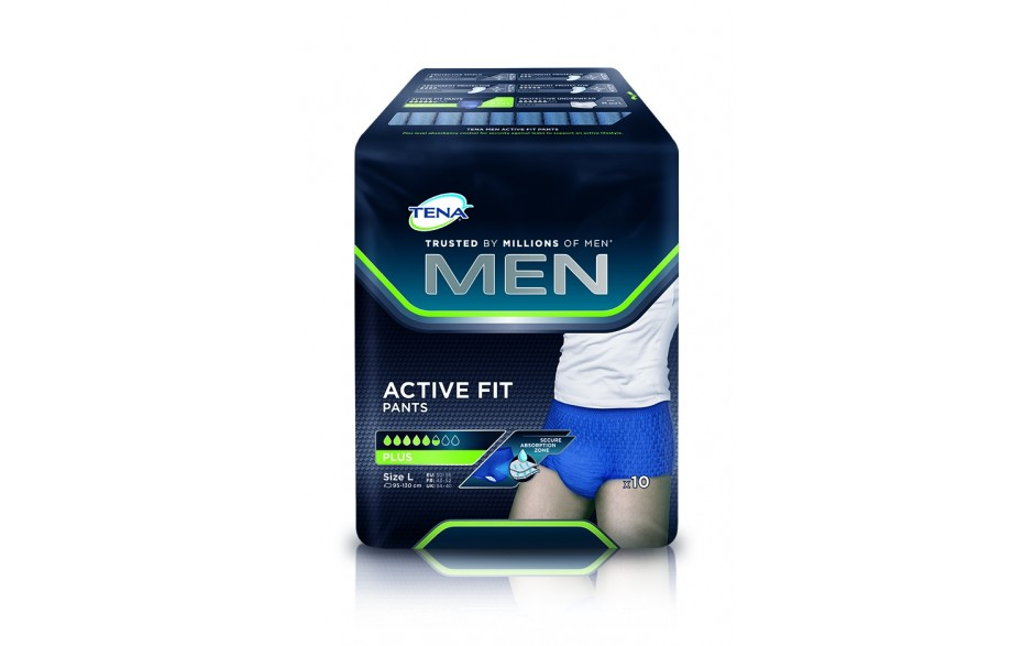 TENA Men Activ Fit Pants Plus L