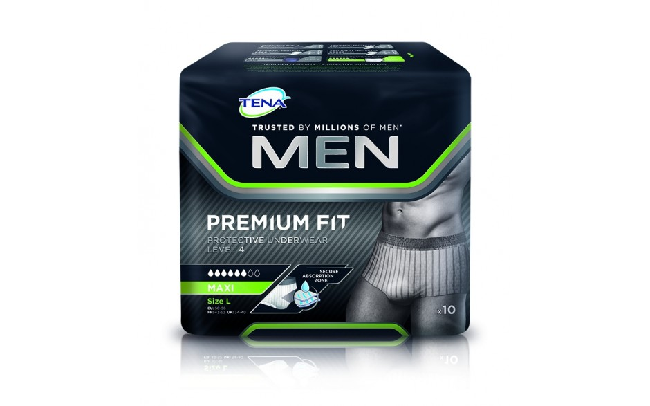 TENA Men Premium Fit Level 4 Gr.L