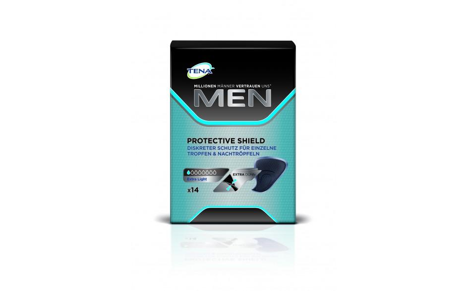 TENA Men Protectiv Shield Extra Light