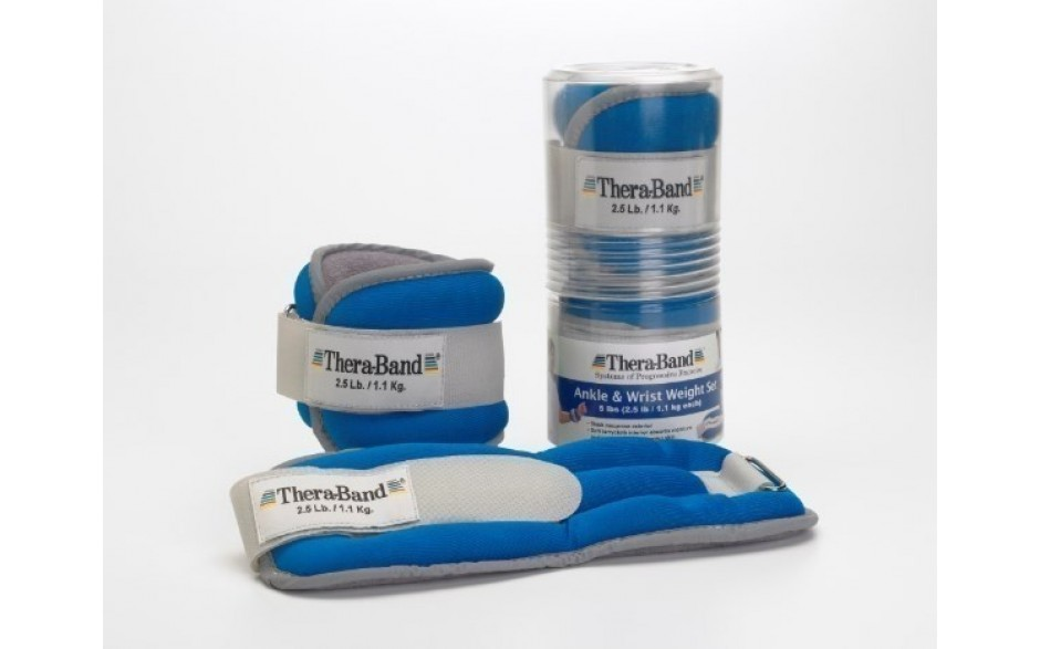 Thera-Band Gewichtsmanschetten, 1 Paar/je 1.130 g I