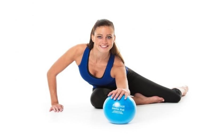 Thera-Band Pilatesball - Übungsbeispiel 1