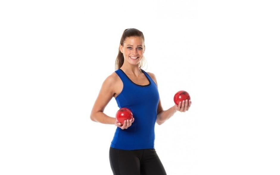 Thera-Band Soft Weight Gewichtsball - Anwendungsbeispiel 1