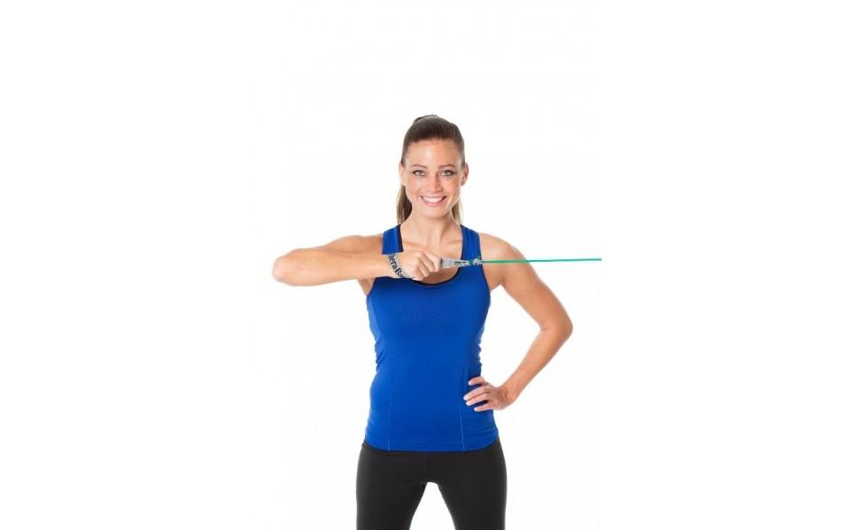 Thera-Band Bodytrainer Tubing - Anwendungsbeispiel 2