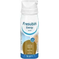 Fresubin energy DRINK 6 x 4 je 200 ml, Cappuccino