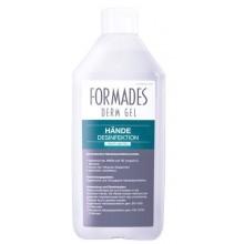 FORMADES Derm Gel - Händedesinfektion - 10 x 500 ml